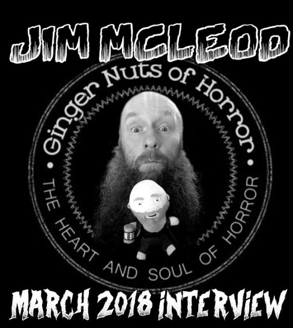 Big Jim McLeod   The Don Of Horror U2013 Is A Veritable Legend In The Horror  Community. The Big, Bald, Bearded Scot Is A Much Loved And Incredibly  Highly ...
